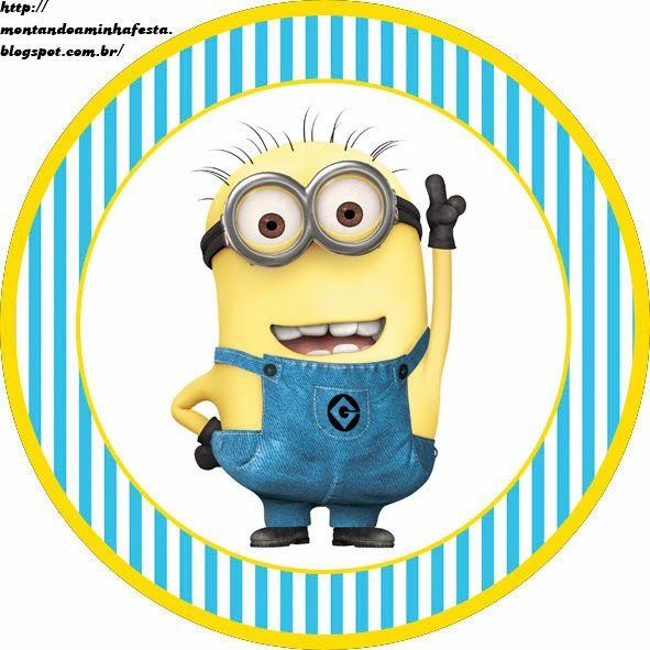 Despicable Me clipart printable 961 on Despicable best Fiesta!