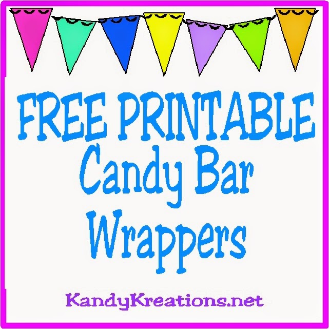 Candy Bar clipart wrapped candy 10 Bar wrappers Candy Wrappers
