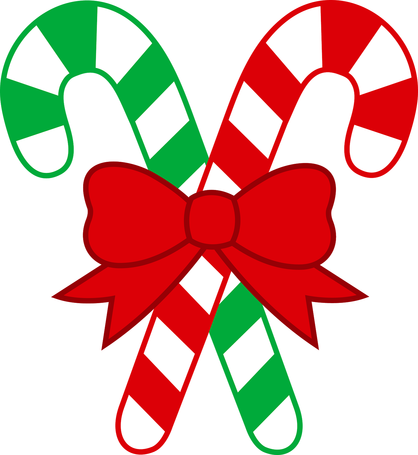 Number clipart candy cane Candy domain Free images 2