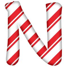 Candy Cane clipart alphabet  animate on BUT this