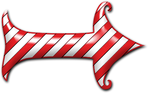 Candy Cane clipart arrow On by clipartcotttage Cane clipartcotttage