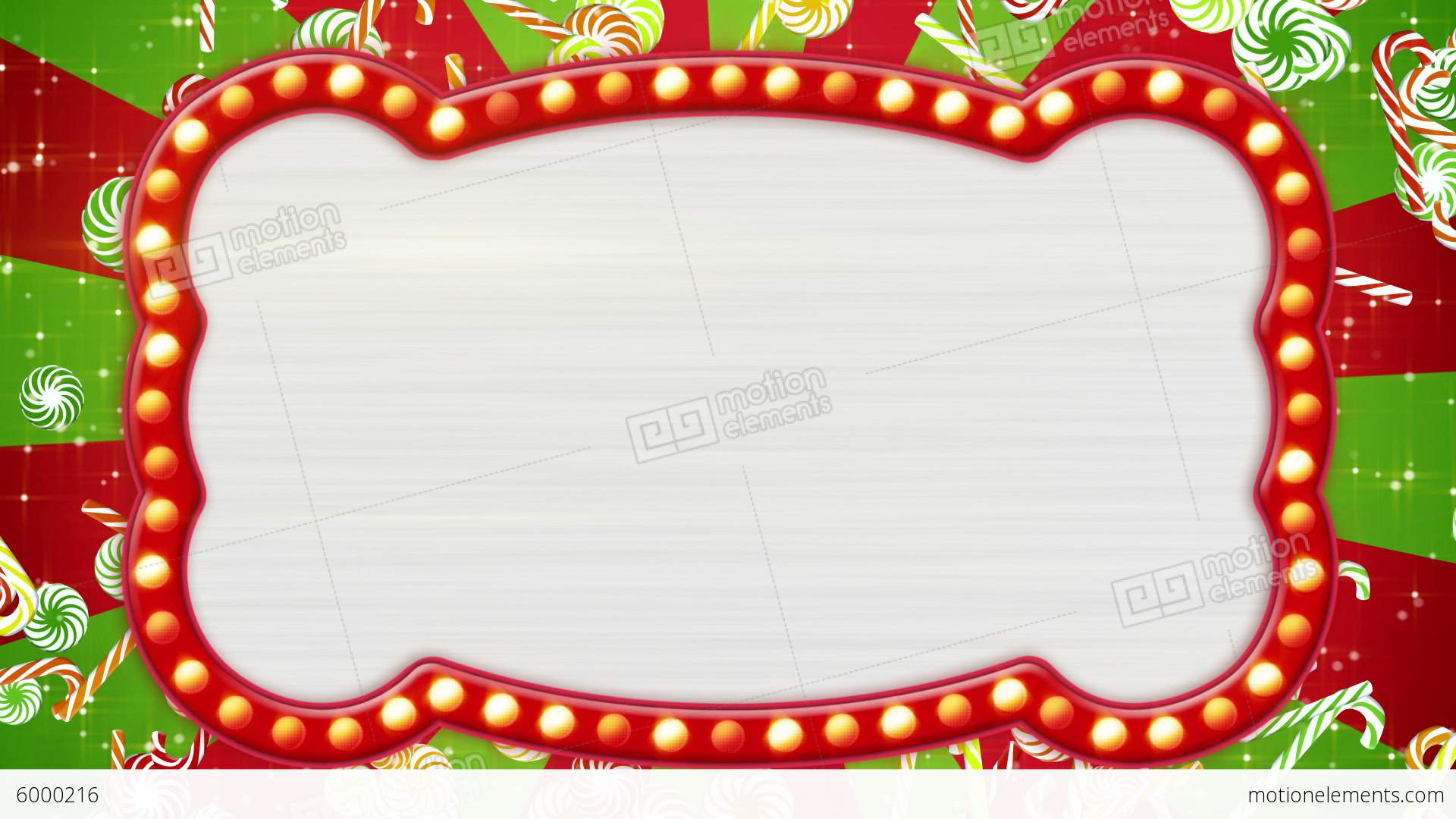 Candy Cane clipart banner Canes Footage And Light Canes