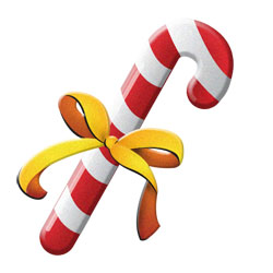 Candy Cane clipart christmas bell Candy christmas image clipart clipart