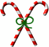 Candy Cane clipart christmas bell Free Cane Clipart art Candy