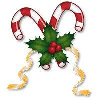 Candy Cane clipart christmas bell  Download Christmas including here