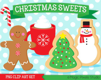 Candy Cane clipart christmas cookie Christmas Christmas gingerbread Christmas candy