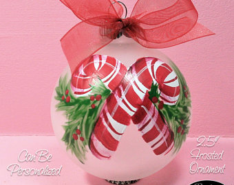 Candy Cane clipart christmas food Hand Baby's or Birth Birthday