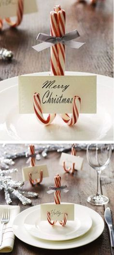 Candy Cane clipart christmas goody Custom DIY Pinterest favors Christmas