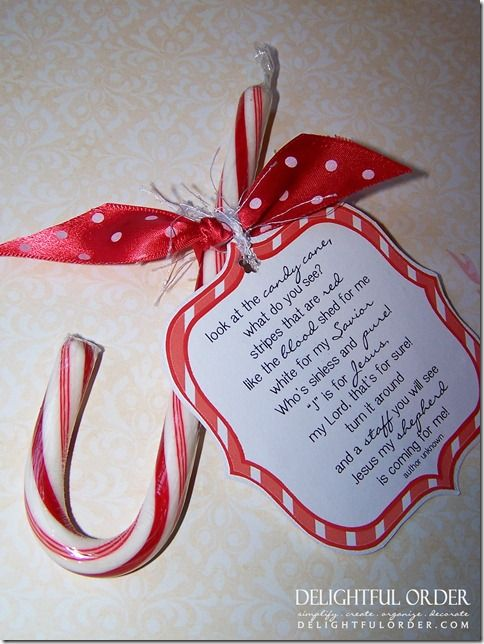 Candy Cane clipart christmas goody Cane poem ideas the Pinterest