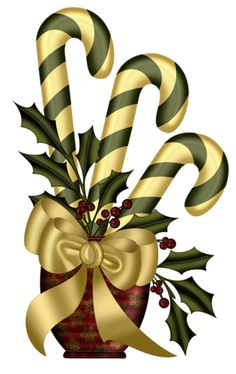 Candy Cane clipart christmas item Png  png Pinterest png