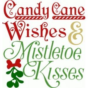 Candy Cane clipart christmas mistletoe Pin best Candycane Find on