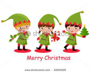 Candy Cane clipart christmas mistletoe Image: Candy and Tree Clip