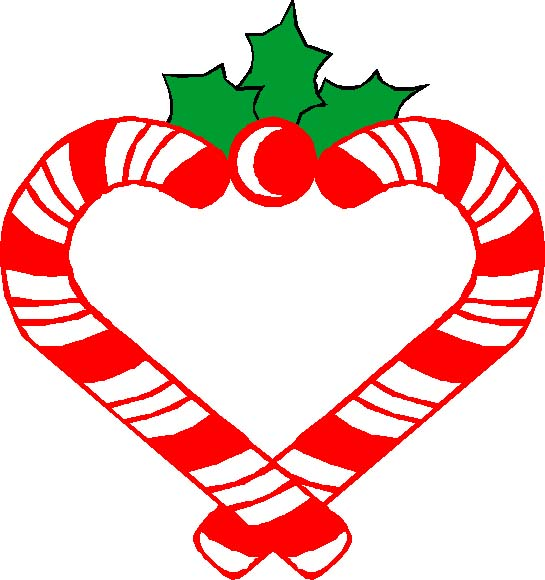 Reindeer clipart candy cane #14