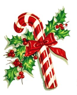 Holley clipart christmas things Christmas images Canes Find and