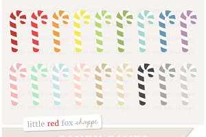 Candy Cane clipart cotton candy On Cotton Candy Market Creative