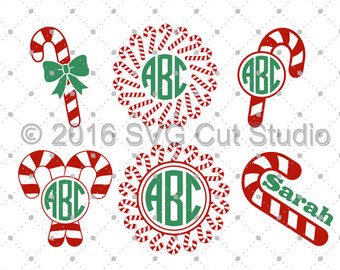 Candy Cane clipart cutie SVG embroidery SVG Candy Cane