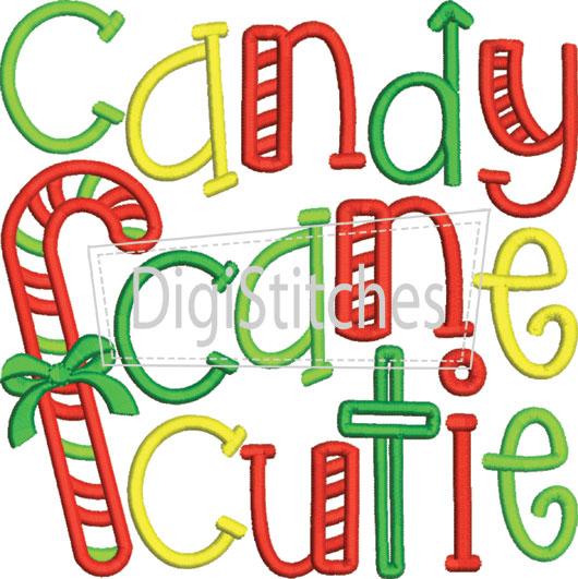 Candy Cane clipart cutie Cutie Candy Candy Cane Designs