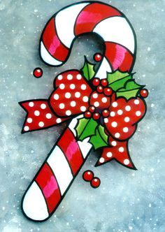 Candy Cane clipart double Candy reindeer Canes  and