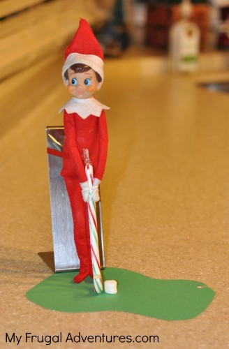 Candy Cane clipart elf on shelf Or 15 & Silly the