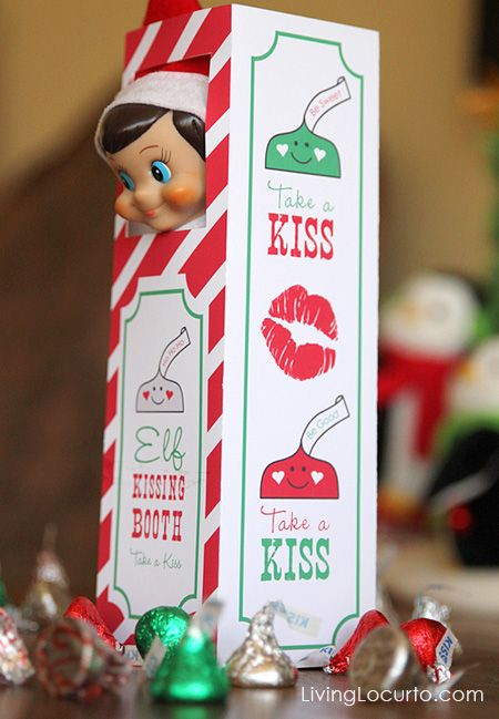Candy Cane clipart elf on shelf Shelf Booth images on best