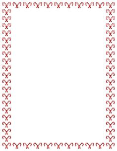 Pizza clipart page border Free border Christmas candy and