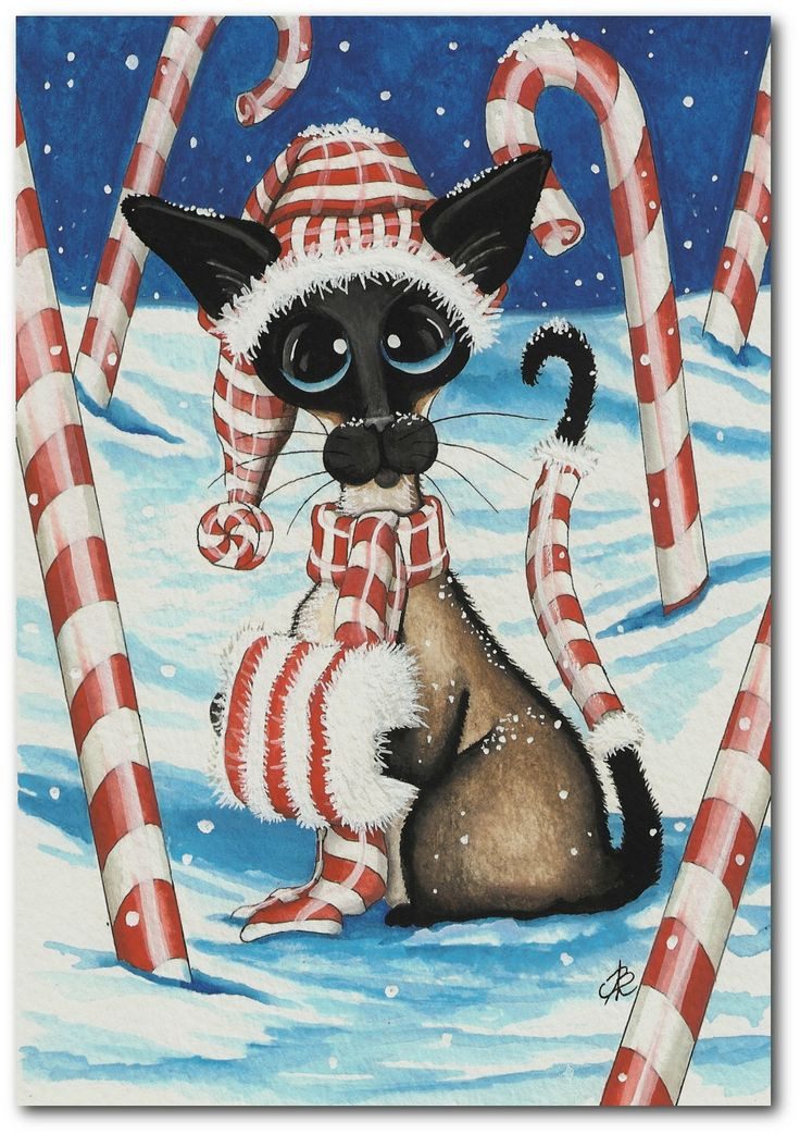 Candy Cane clipart funny christmas *Δ* Christmas Christmas Cane BiHrle
