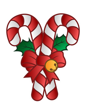 Candy Cane clipart funny christmas Printables on Cane Printables Pin
