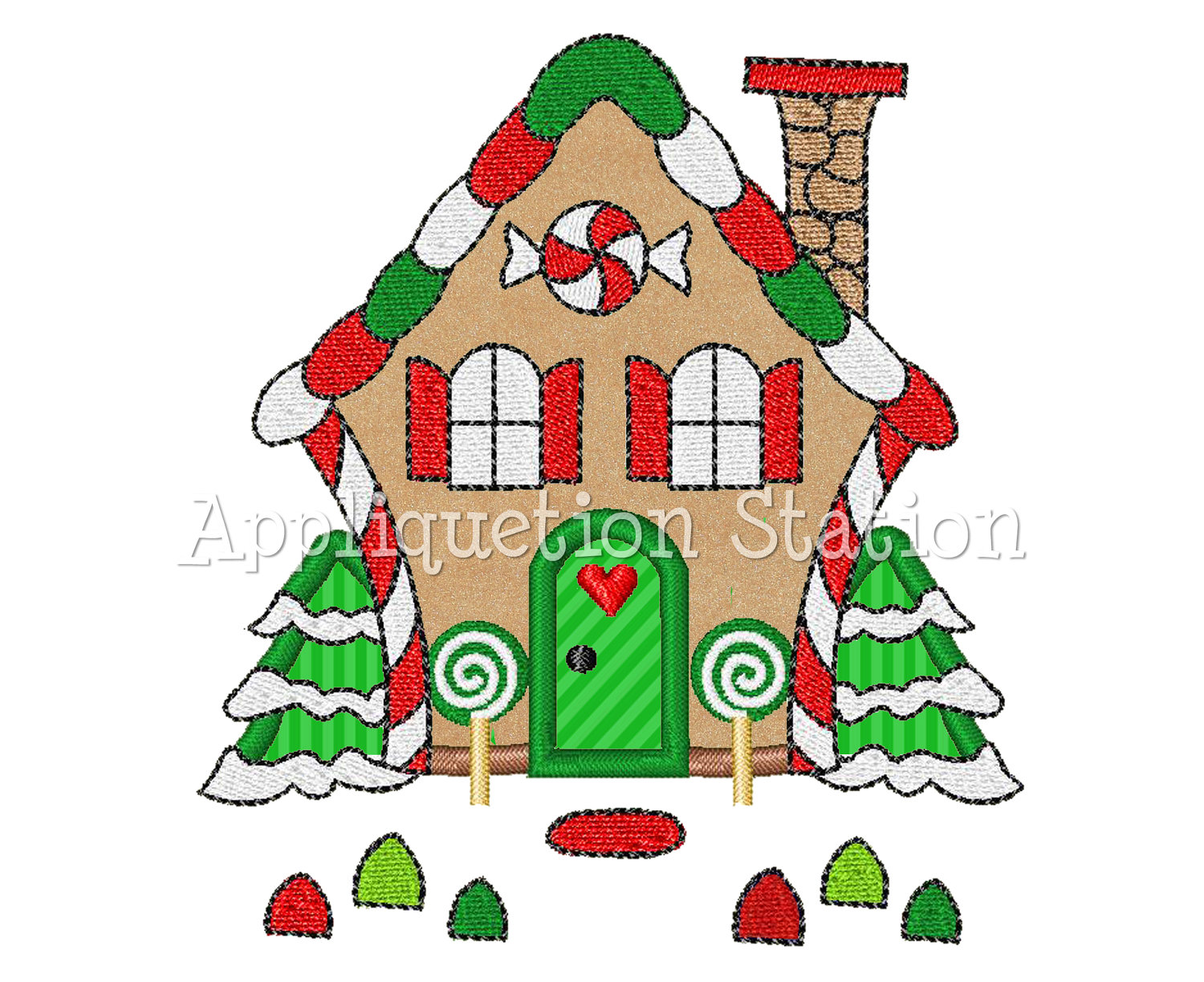 Candy Cane clipart gingerbread house candy Holiday Christmas Gingerbread cottage Candy