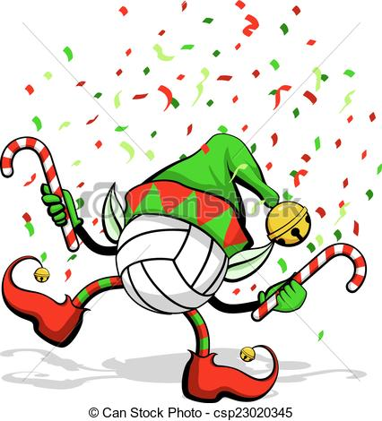 Candy Cane clipart golf Christmas from this Elf golf