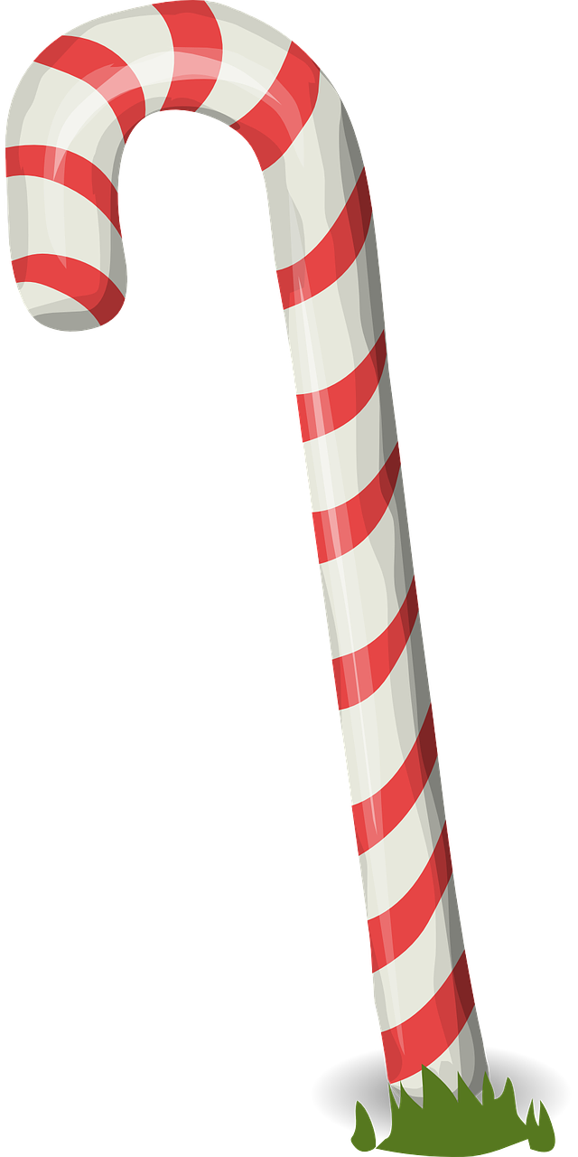 Candy Cane clipart kawaii Cane Cane Candy Clip &