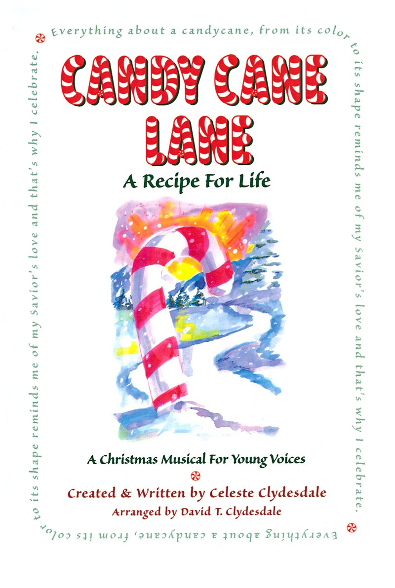 Candy Cane clipart kids Lane Christmas Kids Candy Cane