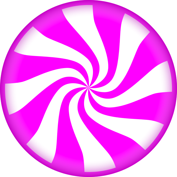 Candy Cane clipart purple Hard Swirl Candy Cliparts Zone