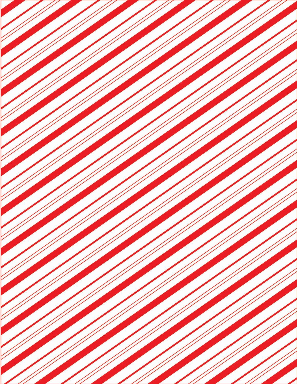 Stripe clipart peppermint #2