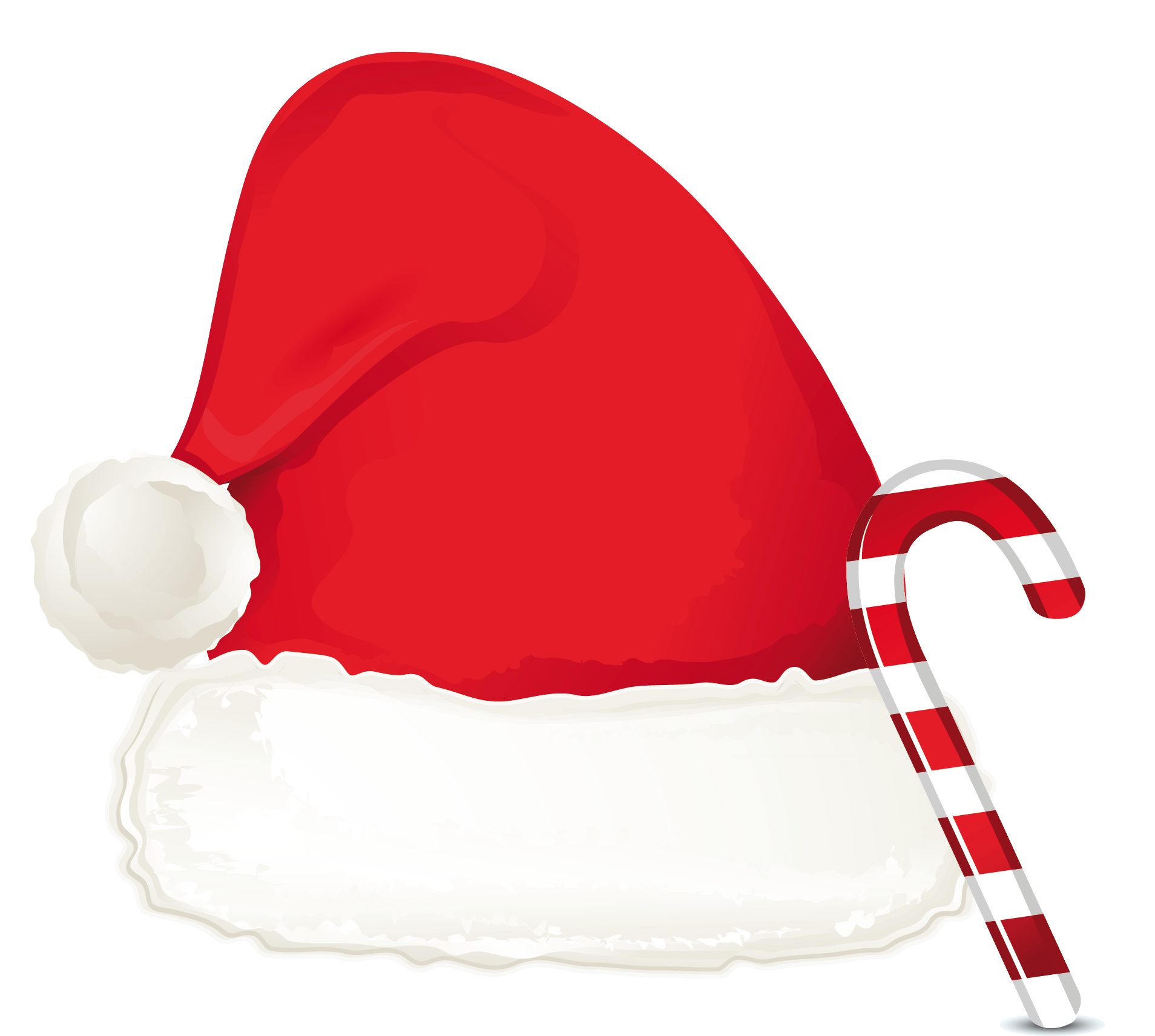 Drawn santa hat new year And Gallery Hat Santa Christmas