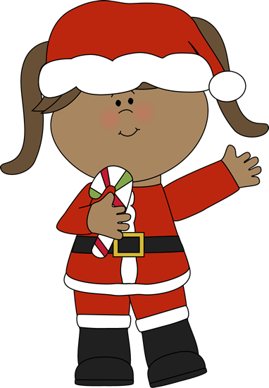 Reindeer clipart candy cane #1