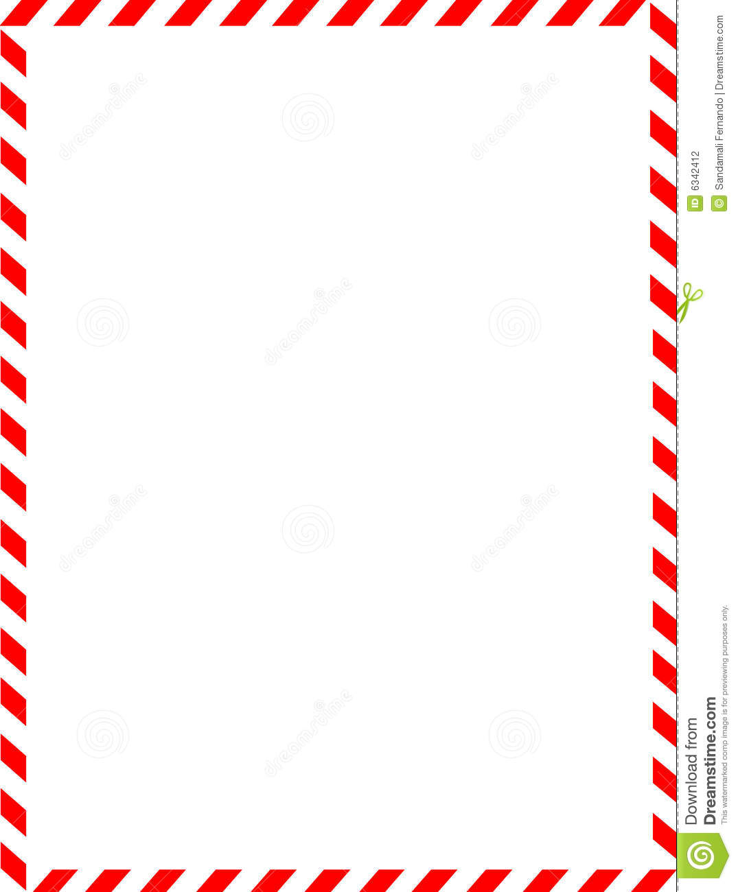 Candy Cane clipart simple Can Candy Clipart Border