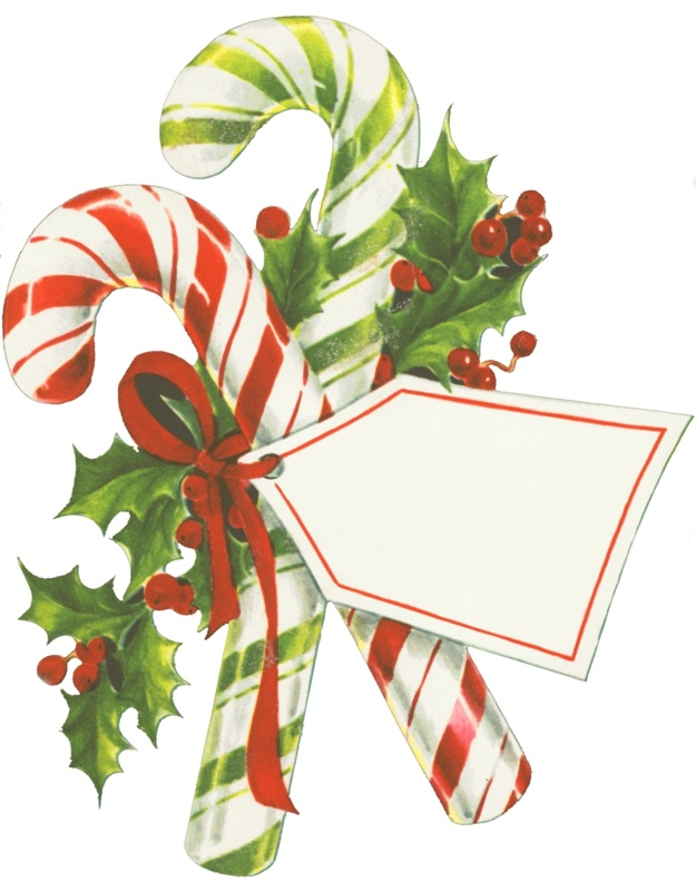 Candy Cane clipart xmas Best on 1 2912
