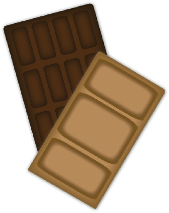 Bar clipart cocoa Free clipart candy #27799 Chocolate