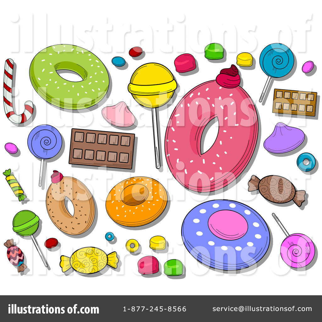 Candy clipart group BNP (RF) Sample by Candy