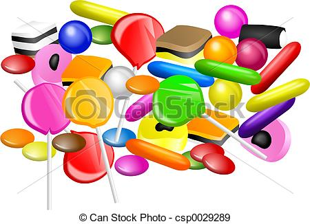 Candy clipart lolly Collection clipart Stock Candy of