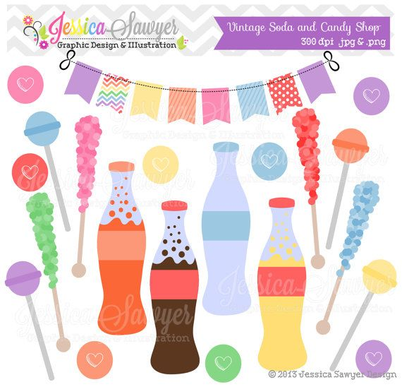Candy clipart soda Commercial images clipart 192 candy