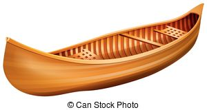 Canoe clipart Simple free  Canoe Illustrations