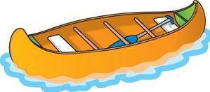 Canoe clipart cartoon Canoe Free canoe Tags: clipart