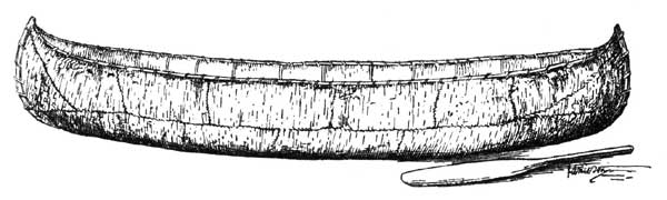 Canoe clipart first nations Canoe Tell the Powers Iroquois