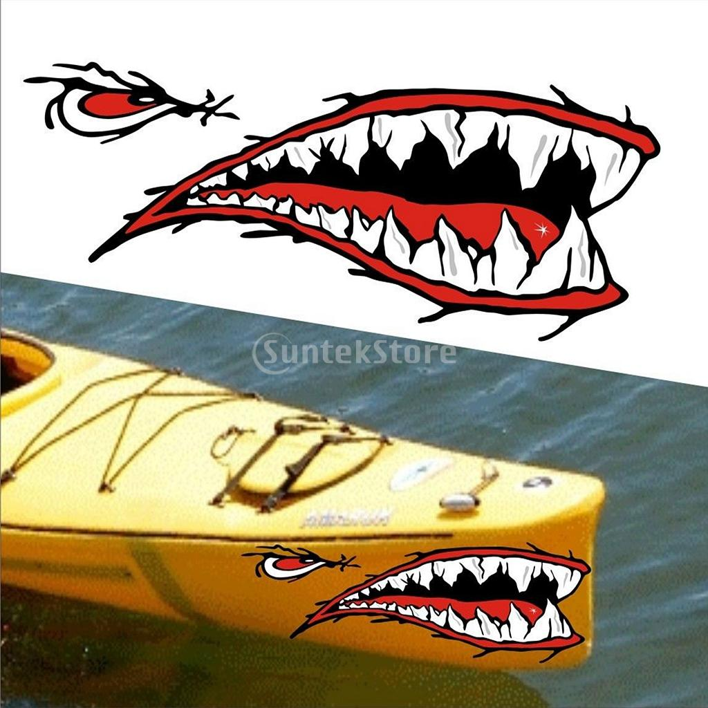 Canoe clipart low Decal Canoe Kayak Pieces Mouth