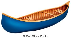 Canoe clipart low Canoe a showing Canoe of