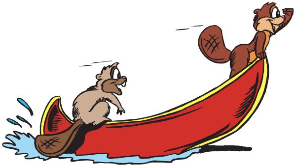 Canoe clipart side Cliparts Download Free Art Canoe