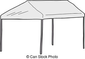 Canopy clipart Large and  Tent car