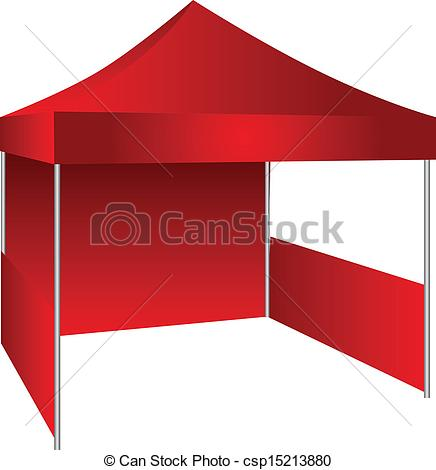 Canopy clipart canopy tent Tent Exhibition of a concession