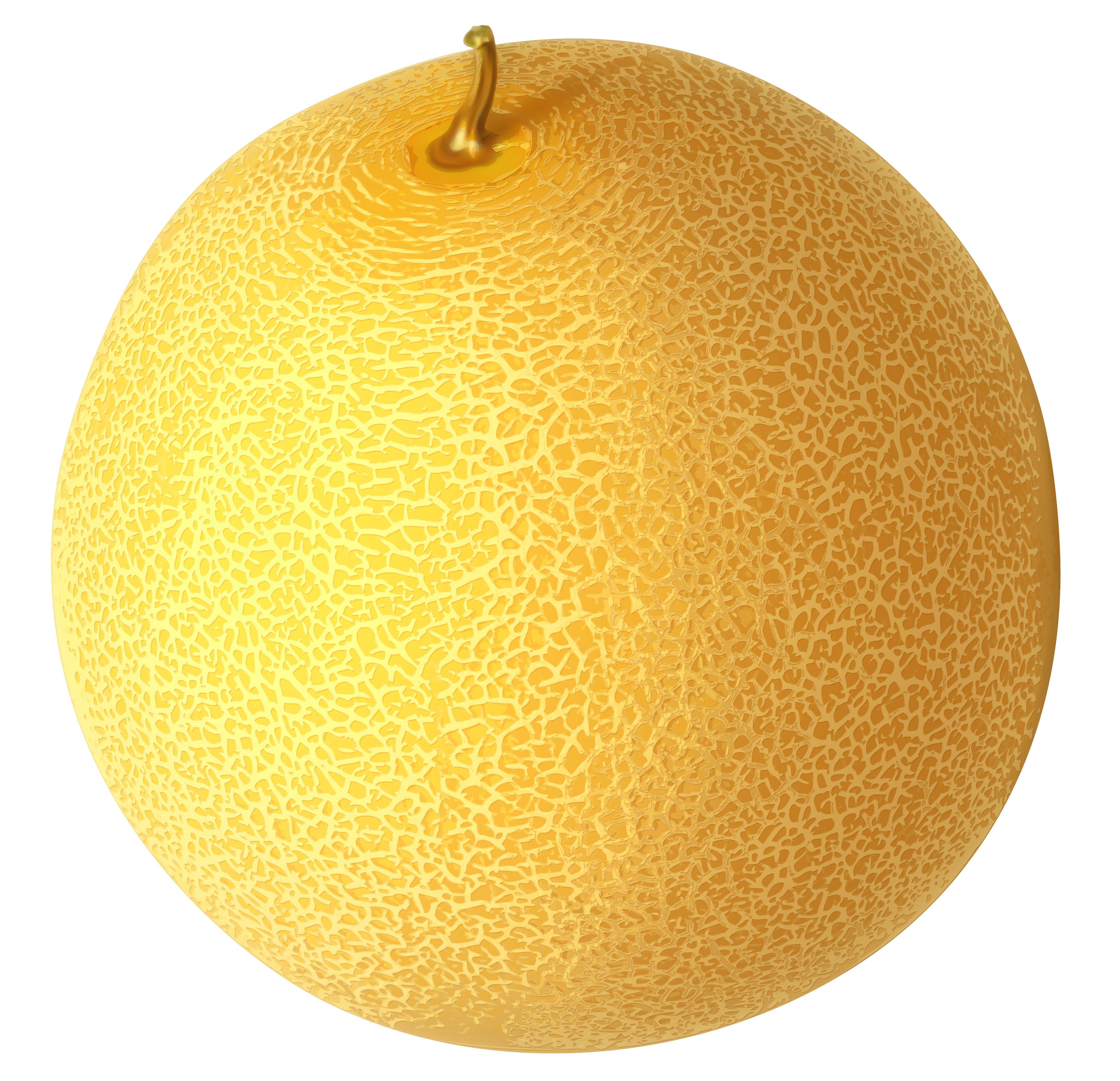 Cantaloupe clipart cartoon Clipart  size Picture Yopriceville